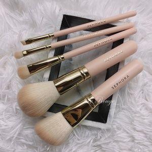Sephora 5pcs makeup brush set